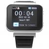хп - T75 мини ультратонкие Bluetooth 2.0 часы ответ по телефону (игрок mp3 mp4, Quad Band) #01050319