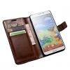 Роскошный кошелек Крышка с карты держатель с подставкой кожаный чехол для Galaxy Note 3 III N9000 #01039705
