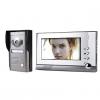 Видеодомофон на 7 дюймов с цветным изображением в комплекте с внешней водонепроницаемой камерой из алюминиевого сплава #00268407